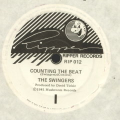 Swingers Counting The Beat