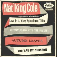 Nat King Cole - Nat King Cole Album