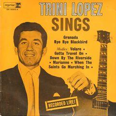 Trini Lopez - Trini-Trax