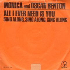 Thumbnail - BENTON,Monica And Oscar