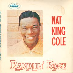 Nat King Cole - Rambling Rose Record