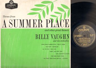 Billy Vaughn - Theme From A Summer Place