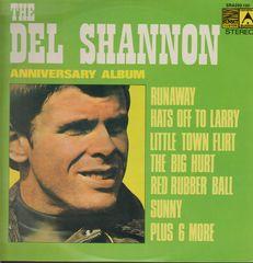 Del Shannon - The Del Shannon Anniversary Album