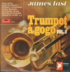 James Last - Trumpet A Go Go Vol 2