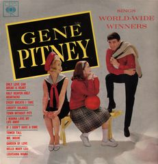 Gene Pitney - Sings World Wide Winners Record