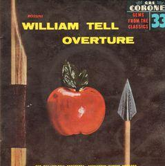 william tell rossini