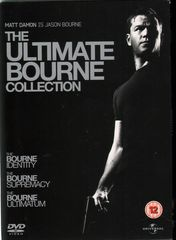 Thumbnail - ULTIMATE BOURNE COLLECTION