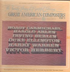 Great American Composers