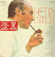 Henry Mancini - This Is Henry Mancini LP
