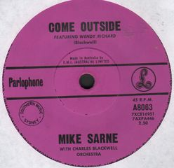 Thumbnail - SARNE,Mike,featuring WENDY RICHARD