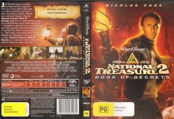Thumbnail - NATIONAL TREASURE 2