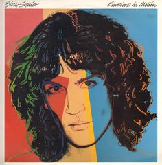 Billy Squier - Emotions In Motion Single