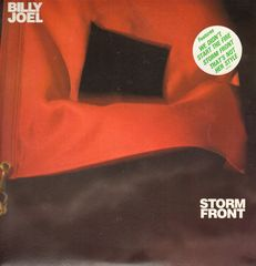 Billy Joel - Storm Front Single