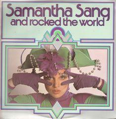Samantha Sang And Rocked The World Test Pressing