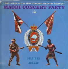 Thumbnail - MAORI CONCERT PARTY