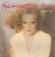 Samantha Sang - Emotion Record