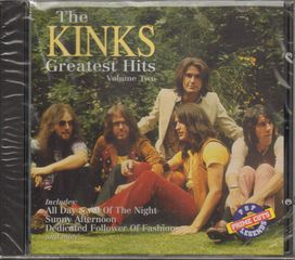 Kinks - The Kinks Greatest Hits Volume Two