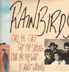 Rainbirds - Call Me Easy Say I'm Strong Love Me My Way It Ain't Wrong Record