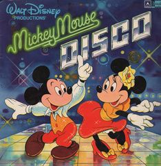 Mickey Mouse - Mickey Mouse Disco