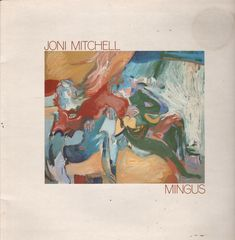 Joni Mitchell -  vinyl records and cds