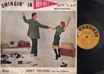 Thumbnail - FIELDING,Jerry,And His Orchestra