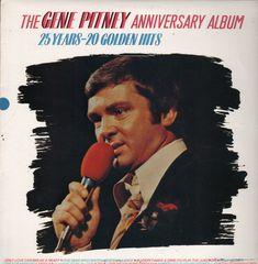Gene Pitney - The Gene Pitney Anniversary Album:25 Years-20 Golden Hits