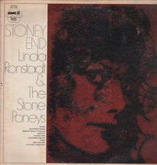 Linda Ronstadt & The Stone Poneys - Stoney End Record