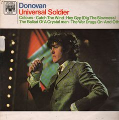 Donovan - Universal Soldier Record
