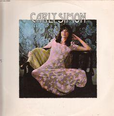 CARLY SIMON - Carly Simon Vinyl