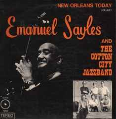 Thumbnail - SAYLES,Emanuel,And The Cotton City Jazzband