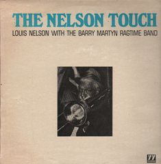 Thumbnail - NELSON,Louis,With The BARRY MARTYN RAGTIME BAND
