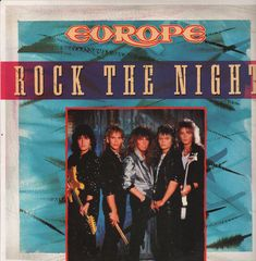 Europe - Rock The Night/seven Doors Hotel/stormwind/winds Of Tomorrow