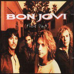 Bon Jovi - These Days LP