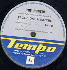 Thumbnail - PACIFIC GAS AND ELECTRIC