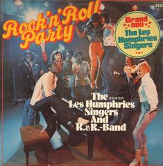 Rock 'n' Roll Party - Les Humphries Singers & R&R Band
