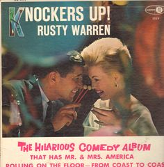 Rusty Warren - Knockers Up! Record