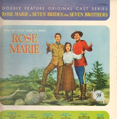 Thumbnail - ROSE MARIE/SEVEN BRIDES FOR SEVEN BROTHERS