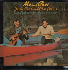Thumbnail - REED,Jerry,And Chet ATKINS
