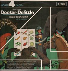 Frank Chacksfield - Music From Doctor Dolittle