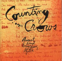 Counting Crows - August And Everything After Record
