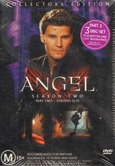Angel - Season Two Part 2:episodes 12-22