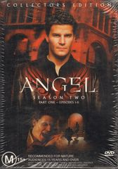 Angel - Season Two Part 1:episodes 1-11