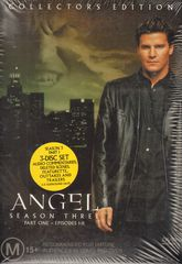 Angel - Season Three Part 1:episodes 1-11