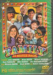 Thumbnail - FAMILY 10 MOVIE PACK