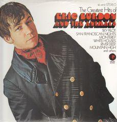 Eric Burdon & The Animals - The Greatest Hits Of Eric Burdon And The Animals LP