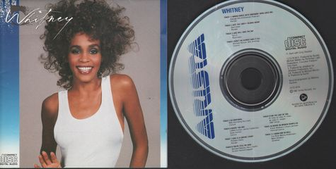 Whitney Houston - Whitney Single