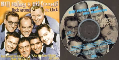 Bill Haley & His Comets - Rock Around The Clock Vinyl