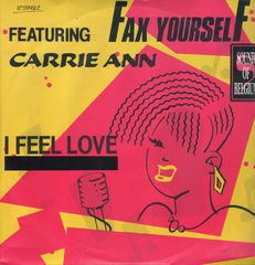Thumbnail - CARRIE ANN featuring FAX YOURSELF