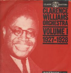 Thumbnail - WILLIAMS,Clarence,Orchestra