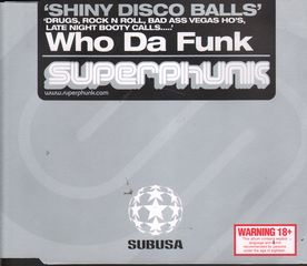 Thumbnail - WHO DA FUNK featuring Jessica EVE